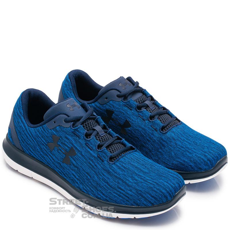 9d0713373 Синие кроссовки Under Armour 3020193-400 | Кроссовки