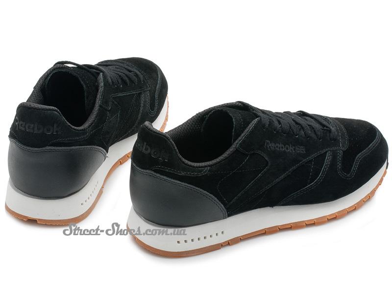 70ba8cb0cc417 Кроссовки мужские Reebok Classic Leather SG BS-7892 5