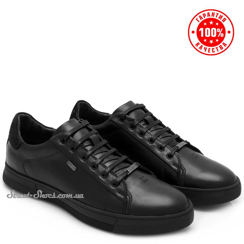 6dae6b7e Кожаные мужские кеды Camp 908 | Спортивные туфли